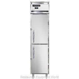 Continental Refrigerator DL1FSE-SA-HD Freezer, Reach-In