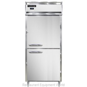 Continental Refrigerator DL1FX-HD Freezer, Reach-In