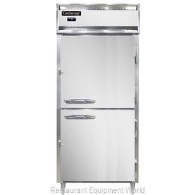 Continental Refrigerator DL1FX-SA-HD Freezer, Reach-In