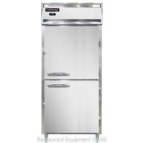 Continental Refrigerator DL1FX-SS-HD Freezer, Reach-In