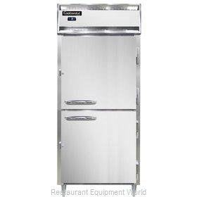 Continental Refrigerator DL1FXS-HD Freezer, Reach-In
