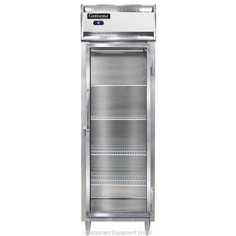 Continental Refrigerator DL1R-GD Refrigerator, Reach-In