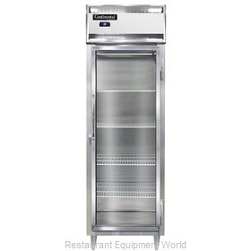 Continental Refrigerator DL1R-GD Refrigerator, Reach-In