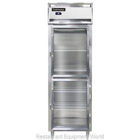 Continental Refrigerator DL1R-SA-GD-HD Refrigerator, Reach-In