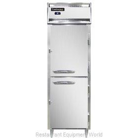Continental Refrigerator DL1R-SA-PT-HD Refrigerator, Pass-Thru