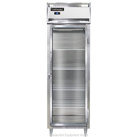 Continental Refrigerator DL1R-SS-GD Refrigerator, Reach-In