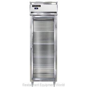 Continental Refrigerator DL1R-SS-GD Refrigerator, Reach-In