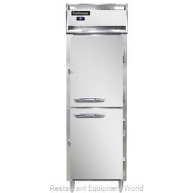 Continental Refrigerator DL1R-SS-HD Refrigerator, Reach-In