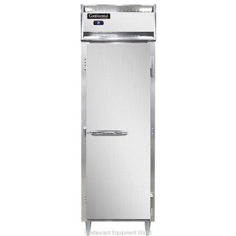 Continental Refrigerator DL1R-SS-PT Refrigerator, Pass-Thru