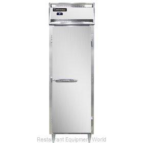 Continental Refrigerator DL1R Refrigerator, Reach-In