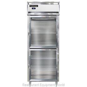 Continental Refrigerator DL1RE-GD-HD Refrigerator, Reach-In