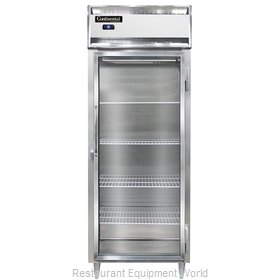 Continental Refrigerator DL1RE-GD Refrigerator, Reach-In