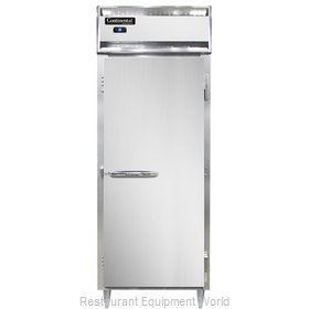 Continental Refrigerator DL1RE-SA Refrigerator, Reach-In