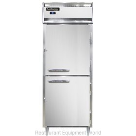 Continental Refrigerator DL1RE-SS-PT-HD Refrigerator, Pass-Thru