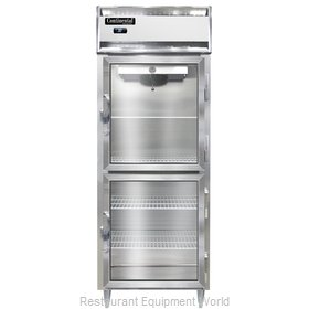 Continental Refrigerator DL1RES-GD-HD Refrigerator, Reach-In