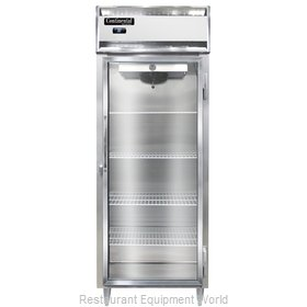 Continental Refrigerator DL1RES-GD Refrigerator, Reach-In