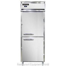 Continental Refrigerator DL1RES-SA-HD Refrigerator, Reach-In