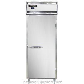 Continental Refrigerator DL1RES-SA Refrigerator, Reach-In