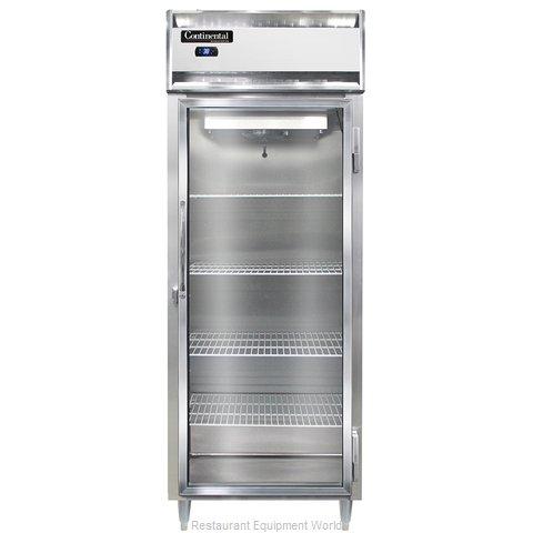 Continental Refrigerator DL1RES-SS-GD Refrigerator, Reach-In