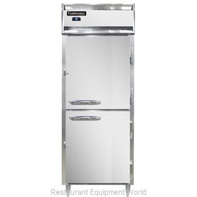 Continental Refrigerator DL1RES-SS-HD Refrigerator, Reach-In