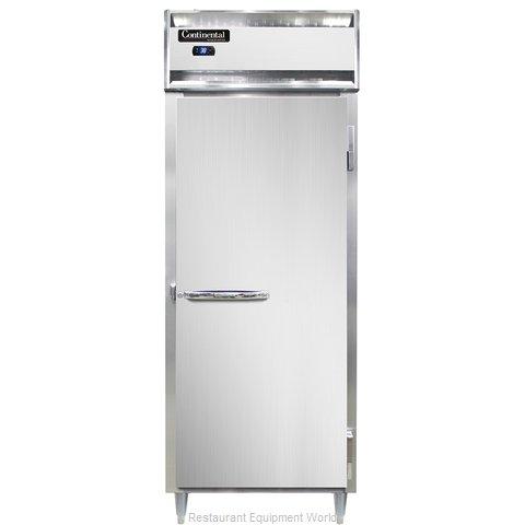 Continental Refrigerator DL1RES-SS Refrigerator, Reach-In