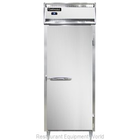 Continental Refrigerator DL1RES-SS Refrigerator, Reach-In