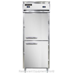 Continental Refrigerator DL1RFE-SS-HD Refrigerator Freezer, Reach-In