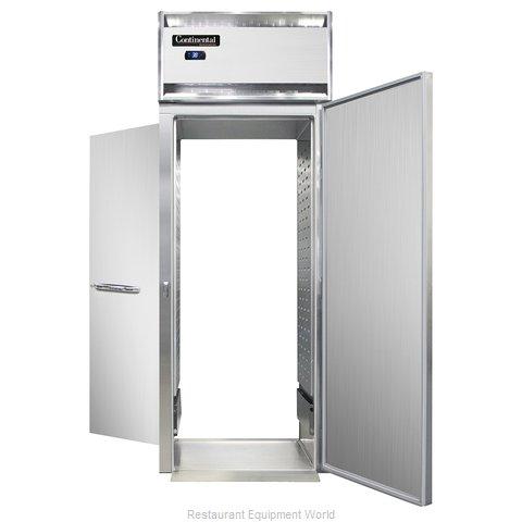 Continental Refrigerator DL1RI-SA-RT Refrigerator, Roll-Thru