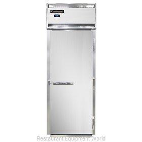 Continental Refrigerator DL1RI-SS Refrigerator, Roll-In