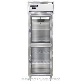 Continental Refrigerator DL1RS-GD-HD Refrigerator, Reach-In