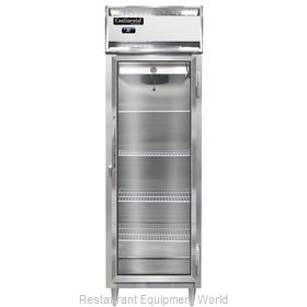 Continental Refrigerator DL1RS-GD Refrigerator, Reach-In