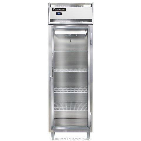 Continental Refrigerator DL1RS-SS-GD Refrigerator, Reach-In