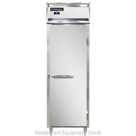 Continental Refrigerator DL1RS-SS Refrigerator, Reach-In
