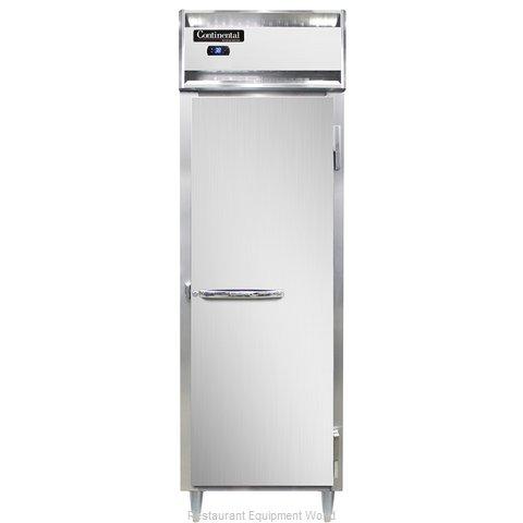 Continental Refrigerator DL1RS Refrigerator, Reach-In
