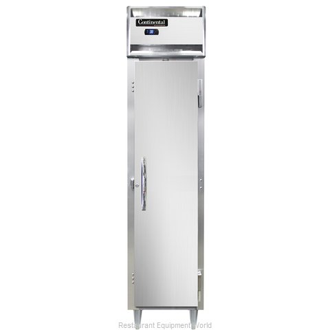 Continental Refrigerator DL1RSE-SA Refrigerator, Reach-In