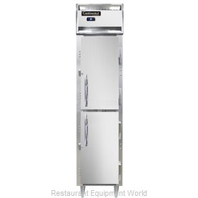 Continental Refrigerator DL1RSE-SS-HD Refrigerator, Reach-In