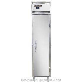 Continental Refrigerator DL1RSE-SS Refrigerator, Reach-In