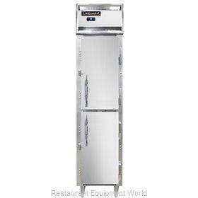 Continental Refrigerator DL1RSES-SS-HD Refrigerator, Reach-In