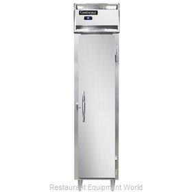 Continental Refrigerator DL1RSES-SS Refrigerator, Reach-In