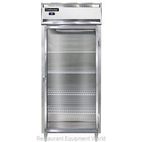 Continental Refrigerator DL1RX-GD Refrigerator, Reach-In