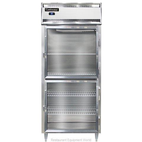 Continental Refrigerator DL1RX-SA-GD-HD Refrigerator, Reach-In