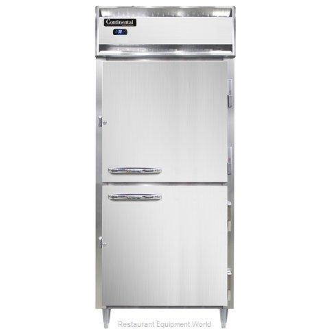 Continental Refrigerator DL1RX-SA-PT-HD Refrigerator, Pass-Thru