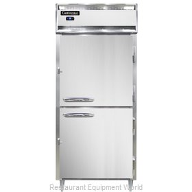 Continental Refrigerator DL1RX-SS-HD Refrigerator, Reach-In