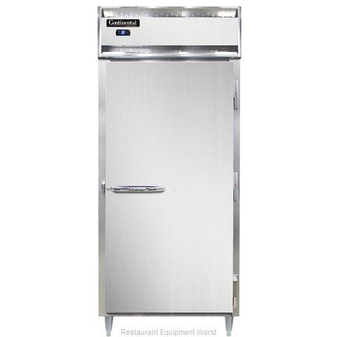 Continental Refrigerator DL1RX Refrigerator, Reach-In