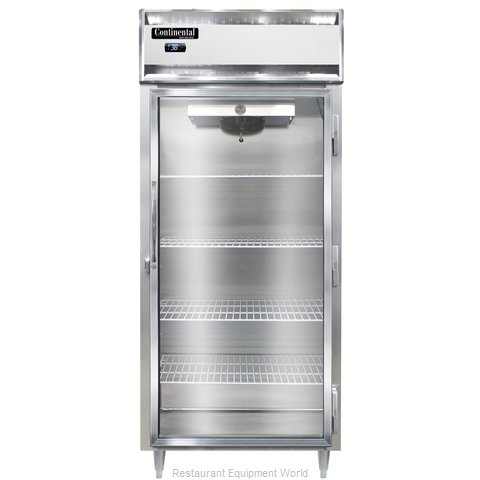 Continental Refrigerator DL1RXS-GD Refrigerator, Reach-In