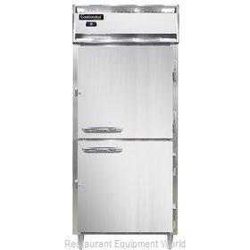 Continental Refrigerator DL1RXS-HD Refrigerator, Reach-In