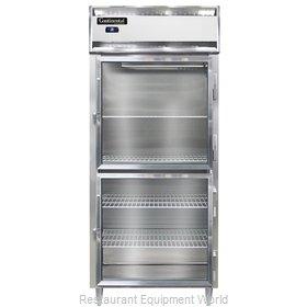 Continental Refrigerator DL1RXS-SA-GD-HD Refrigerator, Reach-In