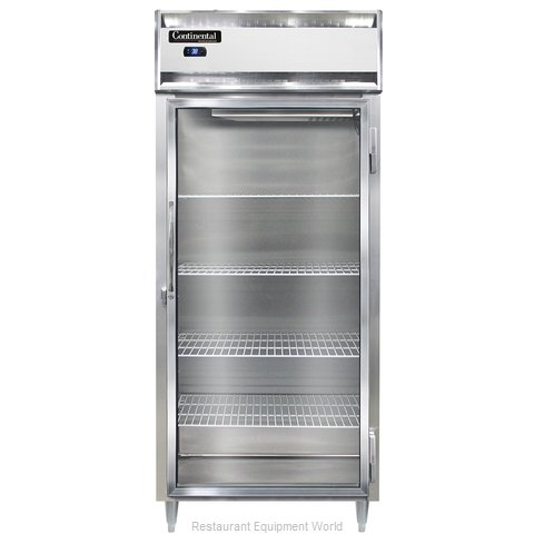 Continental Refrigerator DL1RXS-SS-GD Refrigerator, Reach-In