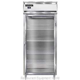 Continental Refrigerator DL1RXS-SS-GD Refrigerator, Reach-In
