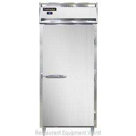 Continental Refrigerator DL1RXS Refrigerator, Reach-In